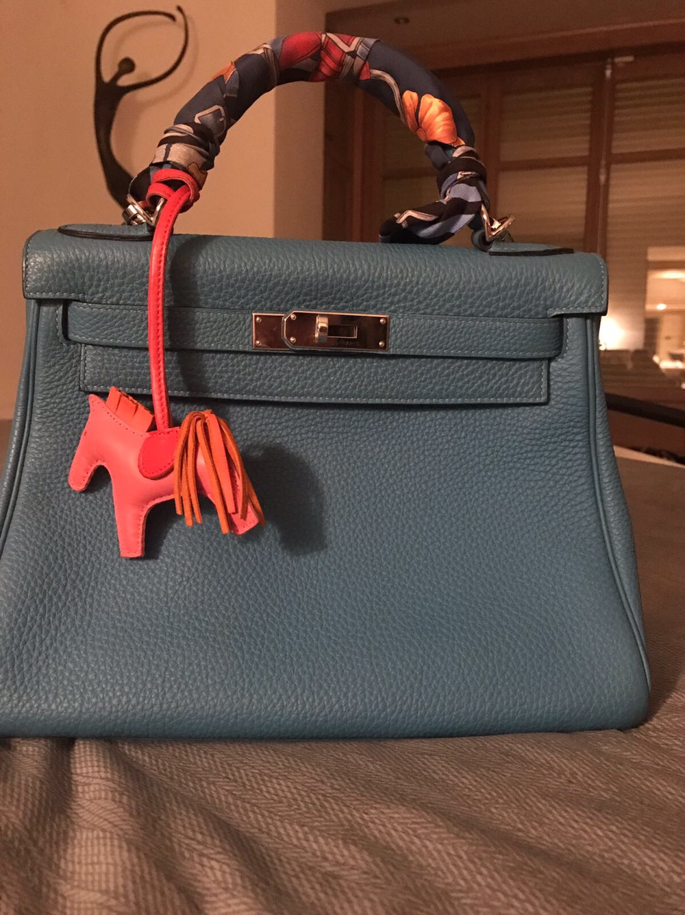 a97830fdbc7e ... discount code for you might have happen to notice hermès little  whimsical bag charms rodeo that